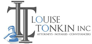Louise Tonkin Incorparated Retina Logo